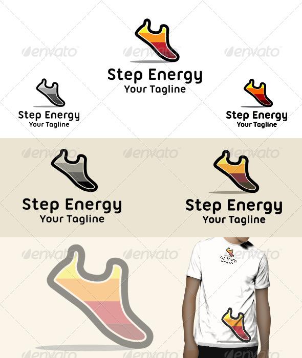 GraphicRiver Step Energy 6031455