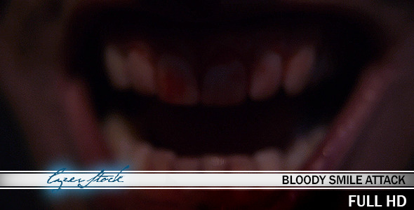 Bloody Smile Attack