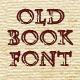 OldBookBD Blank Font - GraphicRiver Item for Sale