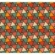 Retro Pattern of Triangle Shapes. - GraphicRiver Item for Sale