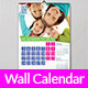 Wall Calendar 2015 - GraphicRiver Item for Sale