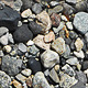 Seamless Ocean Coast Pebbles field