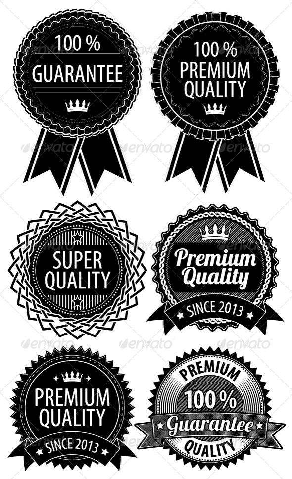 GraphicRiver Retro Vintage Badges 6034462