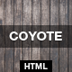Link toCoyote - responsive business html5 template
