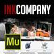 Ink Company  | Personal Creative Portfolio