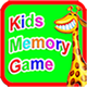 Kids Memory Game - Funny Animals