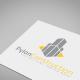 Pylon Construction Logo Template - GraphicRiver Item for Sale
