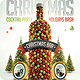 Christmas Cocktail Flyer Template - GraphicRiver Item for Sale