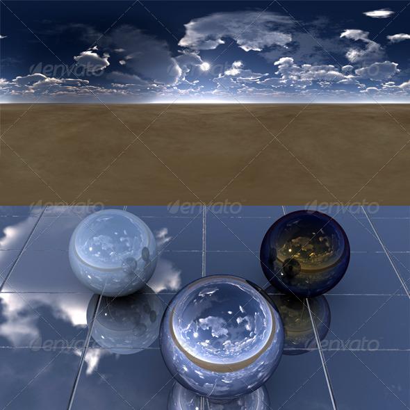 3DOcean Desert 62 6035406