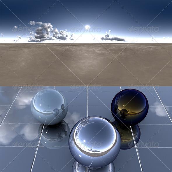 Desert 64 - 3DOcean Item for Sale