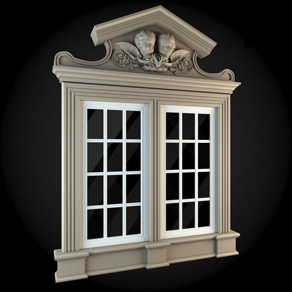 Window 086 - 3DOcean Item for Sale