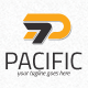 Pacific Logo Template - GraphicRiver Item for Sale