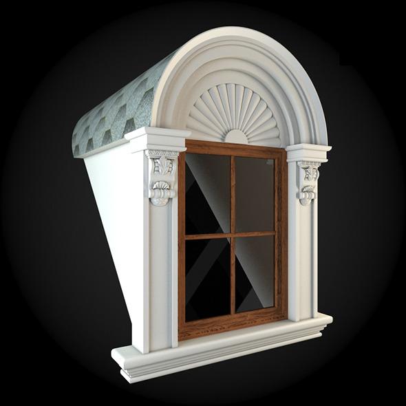 Window 088 - 3DOcean Item for Sale