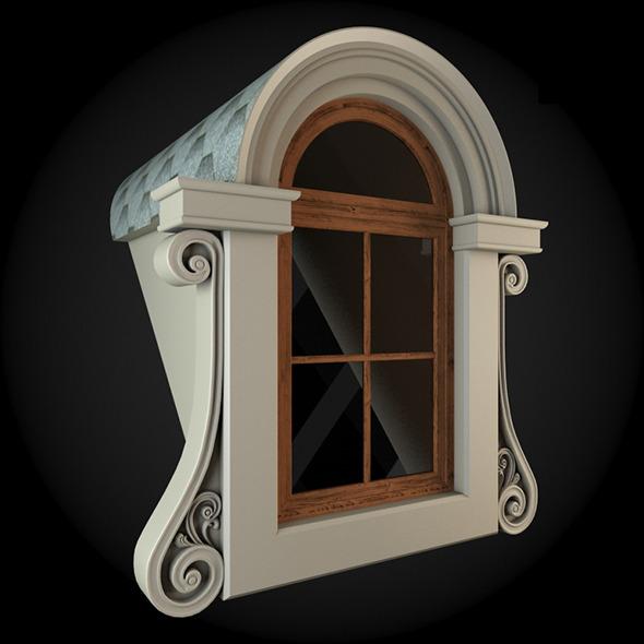3DOcean Window 089 6036137