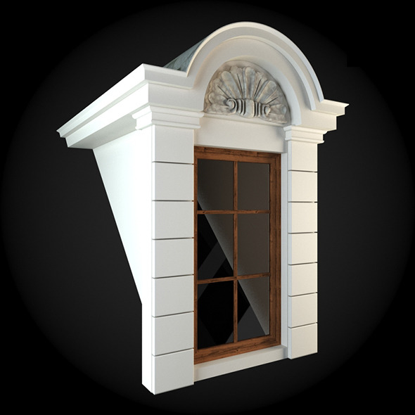 3DOcean Window 090 6036152