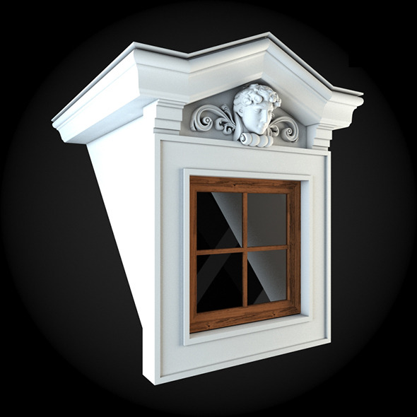 Window 092 - 3DOcean Item for Sale