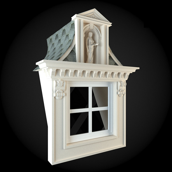 3DOcean Window 093 6036334