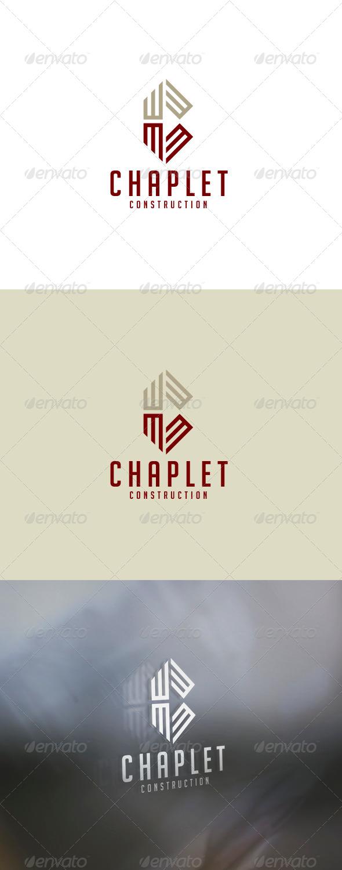 GraphicRiver Chaplet Logo 6036569