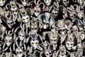 A lot of venetian carnival masks - PhotoDune Item for Sale