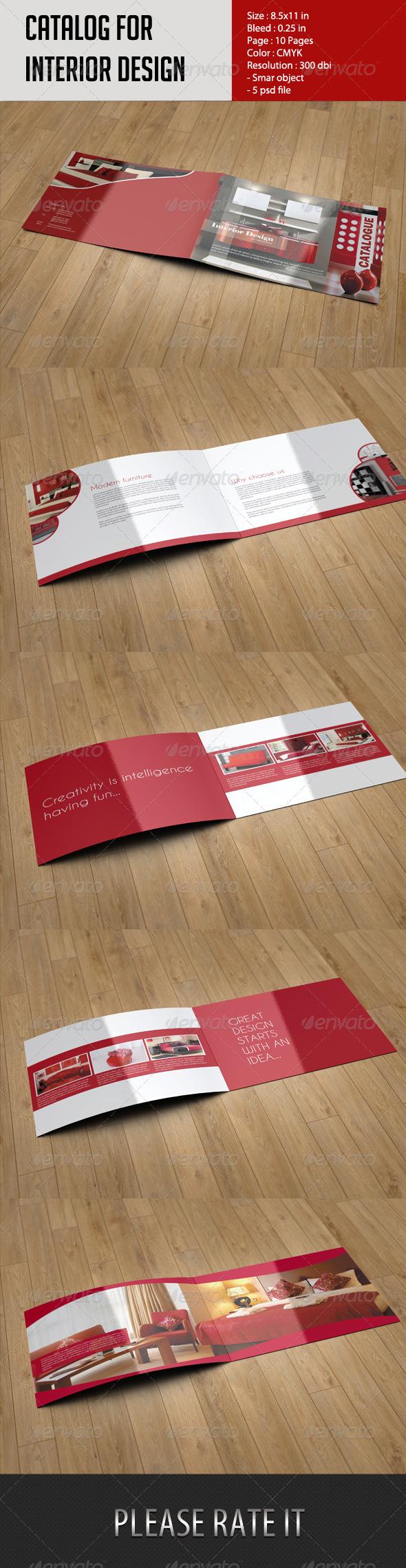 GraphicRiver Interior Catalog 6037280