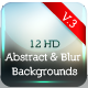 Abstract & Blur Backgrounds V.3 - GraphicRiver Item for Sale