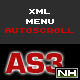 XML Menu _ AutoScroll - ActiveDen Item for Sale