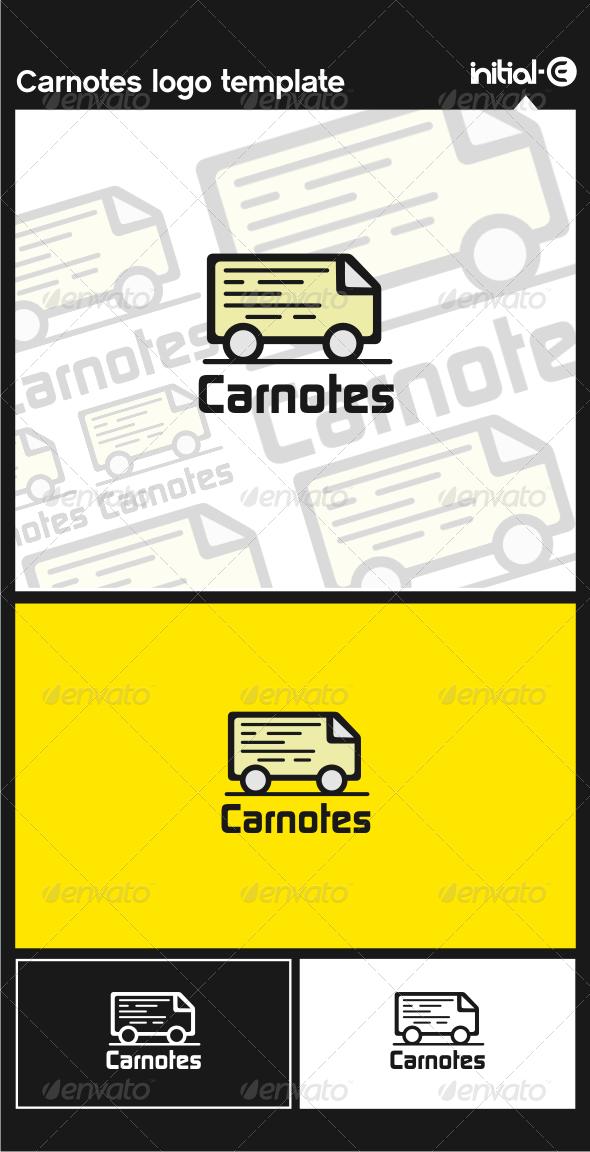 GraphicRiver Carnotes Logo Template 6038488