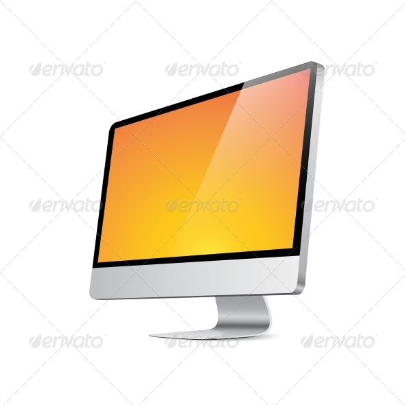 GraphicRiver Computer Display 6038954