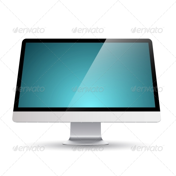 GraphicRiver Computer Monitor 6038973