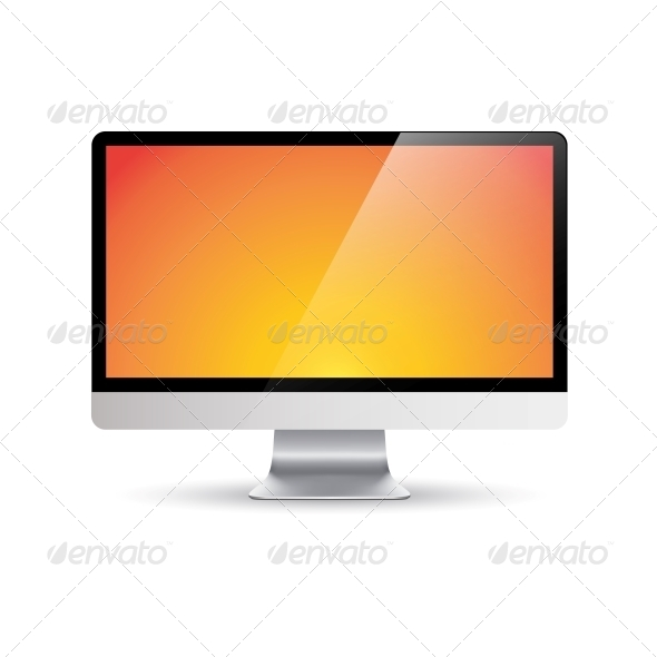 GraphicRiver Computer Monitor 6038980