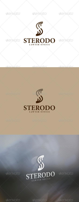 GraphicRiver Sterodo Logo 6039086