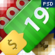 Fancy eCommerce Price Tags - GraphicRiver Item for Sale