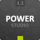 Power Studio - One Page Parallax Portfolio - ThemeForest Item for Sale