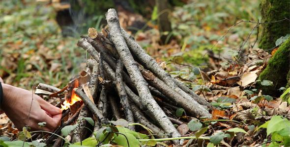Starting Campfire