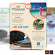 Travel / Tourism Business Flyer | Volume 1 - GraphicRiver Item for Sale