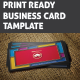 New Brand Creative Business Card Template - GraphicRiver Item for Sale