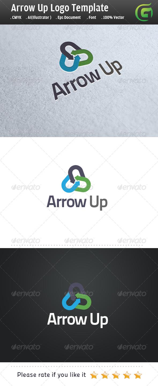 GraphicRiver Arrow Up 6042415