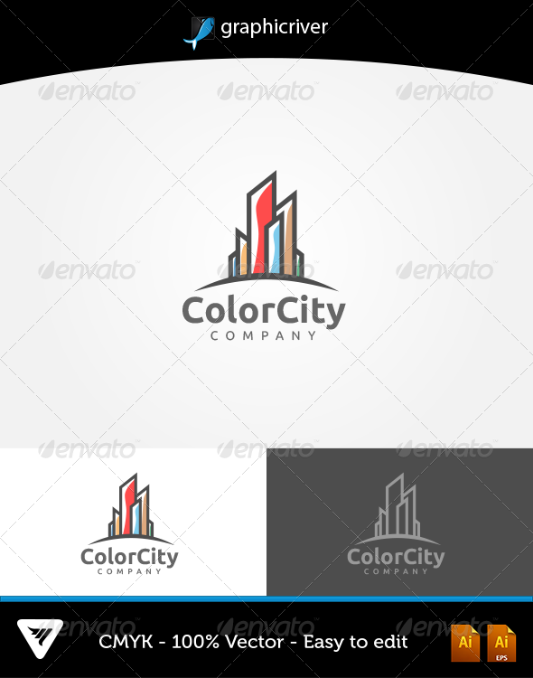 GraphicRiver ColorCity 6042420
