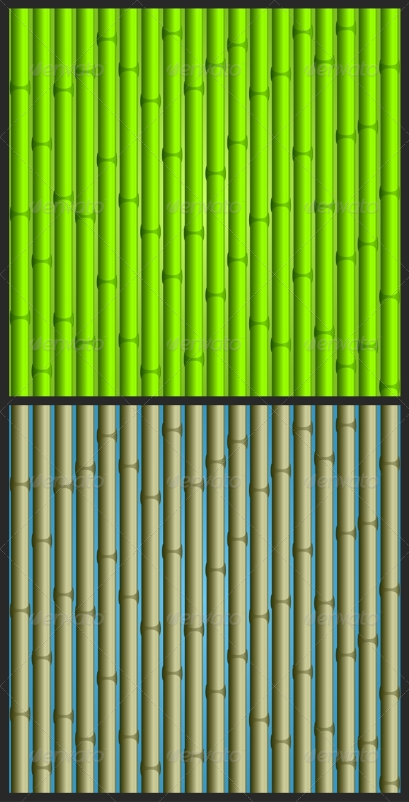 GraphicRiver Bamboo Background 6042844