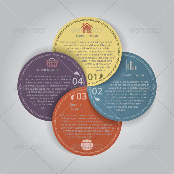 GraphicRiver Circular Banners with 4 Options 6043297