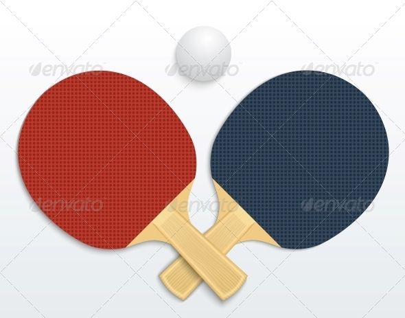 GraphicRiver Table Tennis 6043348