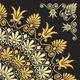 Vector Floral Gold Greek Ornament - GraphicRiver Item for Sale