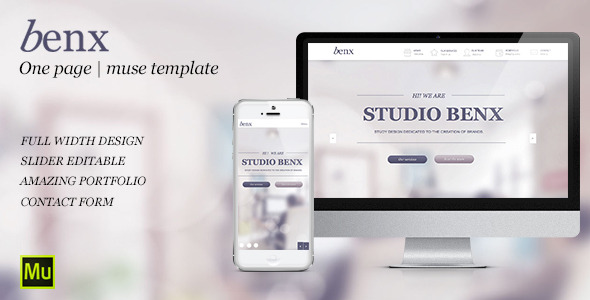 Benx   Corporate Agency Design