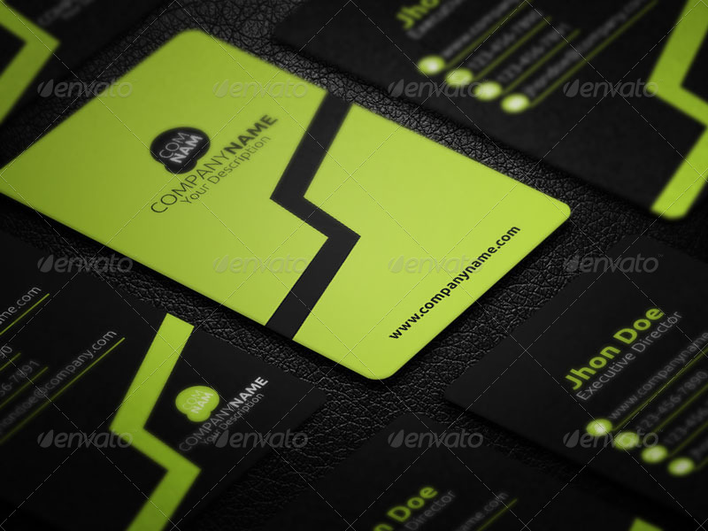 Creative Business Card -1-