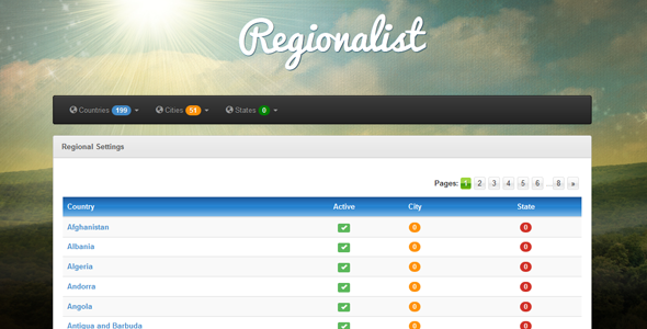 CodeCanyon Regionalist PHP Localization Editor 6044672