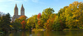 Fall Colors in Central Park, New York City - PhotoDune Item for Sale