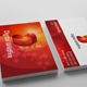 Digital Wildfire Stationary Design - GraphicRiver Item for Sale