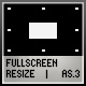 AS3 FULLSCREEN ALIGN OBJECT - ActiveDen Item for Sale