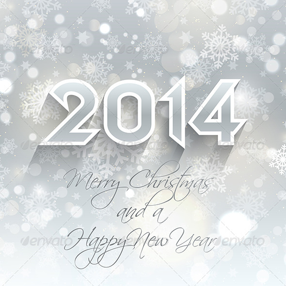 GraphicRiver Happy New Year Background 6046870