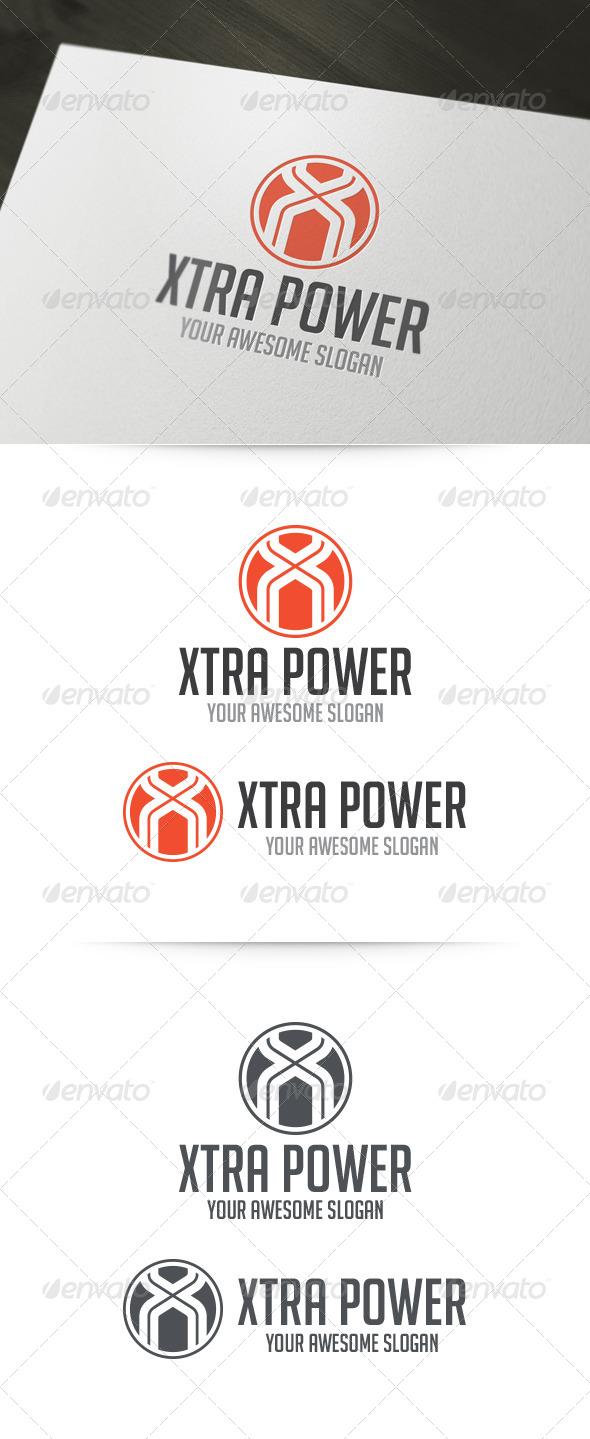 GraphicRiver Letter X Logo 6048220